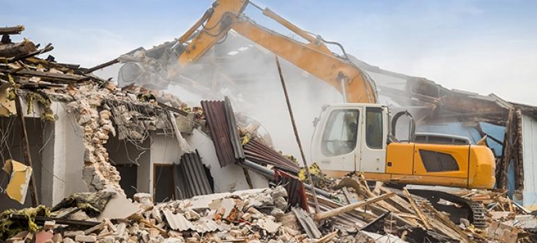 Major Demolition Project? You Should Pre-qualify your Contractor
